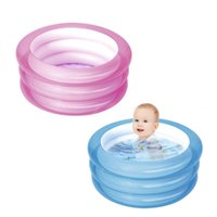 Pool & Accessories Inflatable Baby Swimming Piscina Portable Outdoor Children Basin Bathtub Kids Water Fit