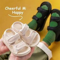 Children Sandals Kids Shoes Super Lightweight Casual Mesh Shoes Baby Toddler Soft Non-slip Shoes Boys Girls Summer Beach Sandals 211025