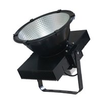 1000W LED Spotlight, Floodlights Alto Brillo Torre Grúa Lámpara Mining Lámpara de Fútbol Estadio Footlight Al aire libre Impermeable IP65 Safety Light Crestech