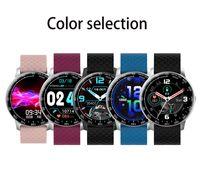 Smart Watch H30 Bluetooth HD tela cheia SmartWatch com pedômetro Câmera Mic Android PK DZ09 U8 com caixa de varejo