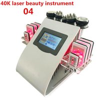 2021 Yeni Lazer Zayıflama Enstrüman - RF Güzellik Enstrümanı - Odaklanmış 40 K Ultrason Vakum Negatif Zayıflama ABD Depo