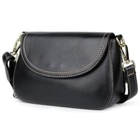 Evening Bags RanHuang Arrive 2021 Women's Genuine Leather Shoulder High Quality Small Messenger For Girls Cow Handbags
