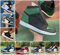 1s كرة السلة أحذية الرجال النساء 1 hyper royal الجامعة الأزرق الرقمية الوردي الخوف عالية og تويست شيكاغو unc الأبيض جزيرة الأخضر المحظور تو جبهة المدربين أحذية رياضية