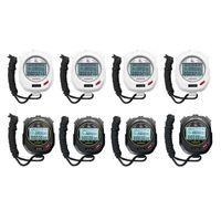 Timer Handheld Digital Stoppuhr Timer Chronograph Sporttraining Stop Uhr Outdoor Laufen
