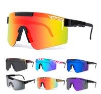 25 Цвет Оригинальные Яма Viper Солнцезащитные очки Велоспорт Очки Fast Ship MTB Велосипедные Очки Ветрозащитный лыжный спорт Без поляризованного UV400 Для мужчин / Женщина