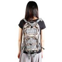 Sac à dos extérieur Men / Femmes 3P Le sac à dos de sac à dos tactique sac à dos tactique sac acu sacs de camouflage grimper randonnée