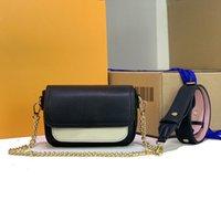 مصمم حقائب الكتف lockme العطاء المرأة الأزياء حقيبة يد جلدية crossbody الرقم التسلسلي مع هدية مربع