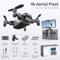 Ky905 mini drohne mit 4k kamera hd faltbare dronen quadcopter one-key return fpv folgen mir rc hubschrauber quadrocopter kinder spielzeug ottie