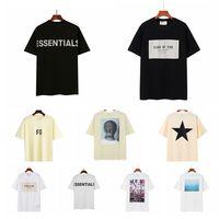 21SS 여성 남성 디자이너 안개 가디언 티셔츠 티셔츠 티셔츠 티셔츠 티셔츠 티셔츠 팜 후드 워터스 북쪽 자켓 ESS Supre Shirts 28