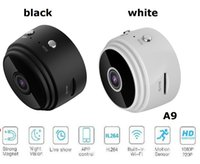 surveillance Night Vision IP Home Security Video Cam A9 1080P Full HD Mini Spy Video Cam WIFI IP Wireless Security Hidden Cameras with box