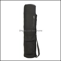 Outdoor & Outdoorsoutdoor Bags Yoga Mat Carriers Adjustable Shoder Strap Bag Large Capacity Tote Gym Fitness Sports Supplies Drop Delivery 2