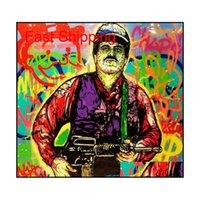 Alec Tekel Graffiti Sanat Narcos Pablo Escobar Ev Dekor El Sanatları / HD Baskı Yağlıboya Tuval Duvar Sanatı Kanva Qylrwk Oyuncaklar2010
