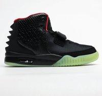 Classic Kanye Nrg 2.0 S حمراء أكتوبر عارضة أحذية رياضية عداء غرب رجل رجل مضيئة مضان الوحيد أحذية رياضية Octobers رياضي مدربين حذاء رياضة # L26P #