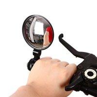 1 pcs bicicleta espelho grande ângulo de 360 graus girar a bicicleta guidão retrovisor espelhos MTB estrada bicicleta acessórios 330 b3