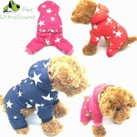 Dog Apparel Waterproof Pet Puppy Vest Jacket Chihuahua Clothing More Stars Warm Winter Clothes Coat Hoodies For Small Medium Dogs
