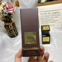 Premierlash Deodorante Air Deodorante Maschio Tabacco Vanille Profumo 50ml Eau de Parfum Uomo Donna Fragranza Neutrale Long Spray Consegna veloce