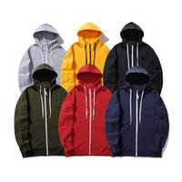 Autumn Winter Hoodies Brand Coat Hooded Pullover With 100 cotton Men Women's Casual Loose And Versatile Hoodie For 2021 Lenbel
