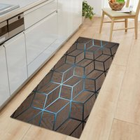 Carpets Geometrical Floor Mat Simple Style Anti-Slip Kitchen Home Decor Rug Outdoor Rugs And For Living Room