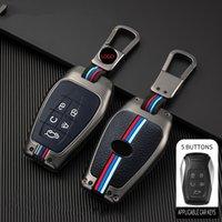 Galvanized Alloy Car Key Case Cover for Soueast DX3 DX7 Lingzhi V5 Lingshi V6 Lingyue V3 Car Accessories Luxury & Fashion Shell