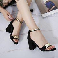 XPAY 2021 Новая мода Черные Летние Сандалии ОТКРЫТЫЕ ОТКРЫТИЯ ДЫ ЖЕНЩИНЫ БУДЕЛЬНЫЕ ОБУЧЕНИЯ ТЯЖЕШНЯЯ ЛЮБОВЬ Обувь Гладиаторская Обувь Сандалии Femme