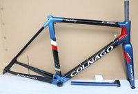 Bleu Colnago Colnago C64 Cadre Carbon Cadre T1100 UD Vélo Carbon Vélo Cadres Matte-Glossy 48cm 50cm 52cm 54cm 56cm Plus de 25 couleurs