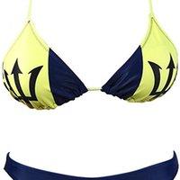 Swimsuit de maillot de bain Rasta Bikini pour femmes