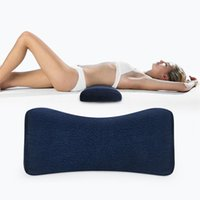 Pillow Memory Foam Sleeping For Lower Back Pain Orthopedic Lumbar Support Cushion Side Sleepers Pregnancy Maternity Bed Pillows