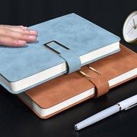 Notepads A5 Notebook et revues, Journal de création Notepad Agenda 2021 2022 Planificateur pour les fournitures de bureau scolaire