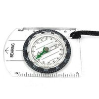 Outdoor Gadgets Multifunction Ruler Compass Map Scale Camping Hiking Survival Portable Navigation For Activities