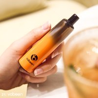 Rechargeable Disposable Electronic Cigarettes Prefilled Vape Pen 12ml 5000 Puffs Puff Bar XXL Vaporizers Starter Kit Pens 11 Colors Mesh Coil