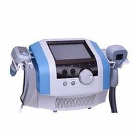 Portátil de alta intensidade focando rugas de rugas RF corpo perda de peso máquina emagrecimento corpo moldando equipamentos de beleza frete grátis