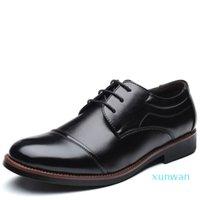 Sıcak Satış-Erkekler Elbise Ayakkabı Örgün İş Çalışmak Yumuşak Patent Deri Sivri Burun Adam Erkek Erkek Erkek Erkek Oxford Flats Artı Boyutu 39-48