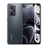 """Original Oppo Realme GT NEO 2 5G Mobile Phone 8GB RAM 128GB 256GB ROM Snapdragon 870 64.0MP AI HDR NFC 5000mAh Android 6.62"""" Full Screen Fingerprint ID Face Smart Cell Phone"""