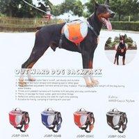 الكلب المتوسطة gclgq حقائب الحيوانات الأليفة حقيبة التخييم الخارجي تدريب الحيوانات الأليفة لحمل الشراب حجم السفر التنزه السرج الذيل ugwhv