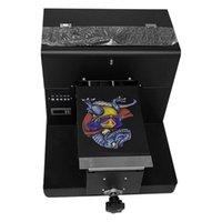Imprimantes A4 DTG Imprimante t-shirt T-shirt automatique Machine d'impression
