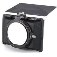 MB-T15 4*5.65 CN(Origin) Mini Matte Box Carbon Fiber Top Flag For DSLR Mirrorless Camera A7 A6 Tiltaing Blackmagic BMPCC 4K 6K Cage