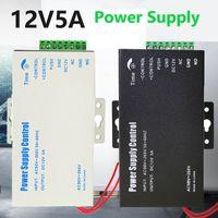 AC 110 ~ 240V 50-60Hz bis DC12V 5A 36W Netzteilregler für Türzugriffskontrollsysteme