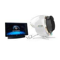 트렌드 제품 3D 스킨 스캐너 분석기 얼굴보기 휴대용 매직 미러 진단 시스템 얼굴 분석 CBS 소프트웨어