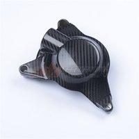 Alternador de Embraiagem Pick up Stator Coberturas Protetor de Protetor de Protetor para Yamaha YZF R6 2008 09 10 -17 2018 2019 fibra de carbono
