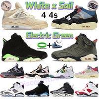 الأبيض x الشراع 4 أحذية كرة السلة الرجال النساء الرياضة رياضة نام الجوافة الجليد 6 6 ثانية الكهربائية الأخضر unc dmp هير أسود الأشعة تحت الحمراء رجل المدربين