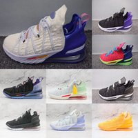 Леброн Свидетель 5 Лейкерс Мужчины Джеймс Баскетбольные Обувь Лебронов Продажи 5S Зеленые Красные Черные Белые кроссовки 40-46Y3SB #