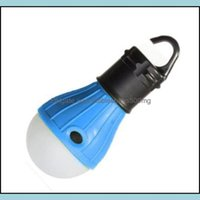 Home & Gardenmini Portable Lantern Tent Light Led Bb Emergency Lamp Waterproof Hanging Hook Flashlight For Cam Furniture Aessories Ooa5644 6