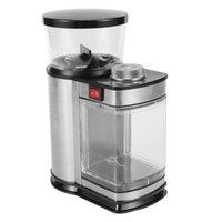 Moedores de café elétrico moinho moinho moinho ervas pimenta de sal de sal de sal de especiarias poderoso manual manual feijão home cozinha ferramenta E