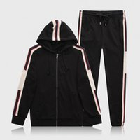21ss Moda Erkek Tasarımcılar Eşofman Seti Koşu Mens Eşofman Mektup Ince Giyim Parça Kiti Lüks Spor Kısa Kollu Suit