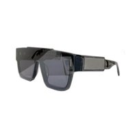 Full Frame XXL Square Oversize piece sunglasses Fashion Classic Series Business Casual for Men Women Vintage Gold eyewear accessories bulk wholesale Original Box
