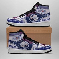 Kila Hunter x Hunter Sneakers Lightning Hxh Anime Sho
