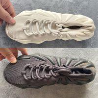Tolles Deal Wolke Weiß 450 Schuhe Dark Slate Frühling 2021 Turnschuhe Schwarze Männer Frauen Online-Shopping mit Box Größe 13 Oreo Designer Trainer