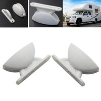 Parts Sell RV Door Retainer Catch Kit Heavy-Duty Nylon Stopper For Boat Caravan Camper Clip Motorhome Accessories