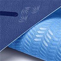 Yoga Mats Blue Wholesale Milieuvriendelijk Comfortabel antislip en schokbestendig Waterdicht Gemakkelijk te reinigen Lichtgewicht draagbaar