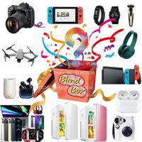 Gift Wrap Lucky Mystery Boxes Digital Electronic There Is A Chance Open Such As Drones Watches Gamepads Cameras More Novelty